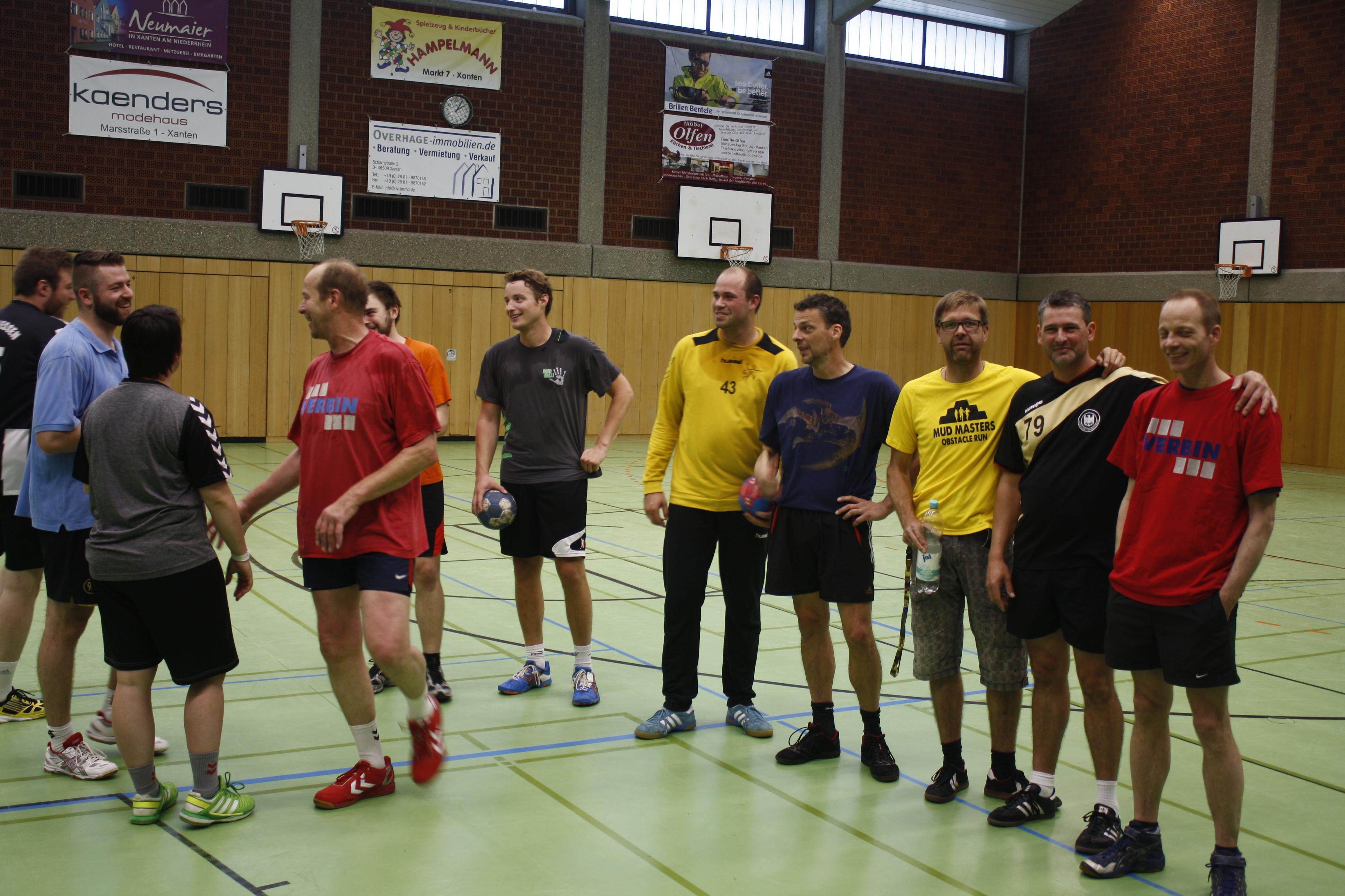 Mg1497 Tus Xanten Handball