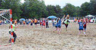 Beach-Turnier beim TuS Lintfort
