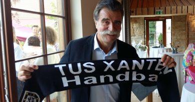 Handball-Schnuppertraining beim TuS Xanten